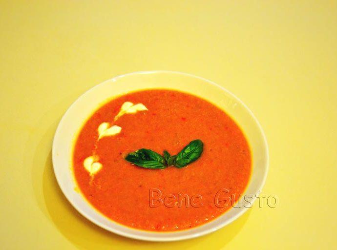 Гаспачо: классический рецепт овощного супа