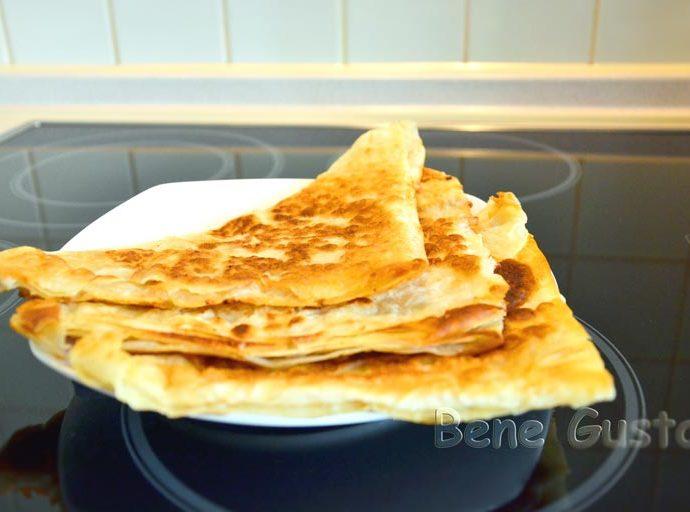 Рецепты из лаваша