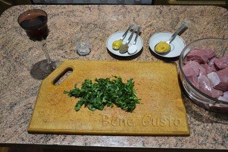 как мариновать говяжий шашлык