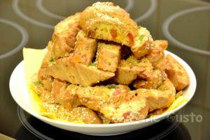 простой рецепт бискотти с миндалем