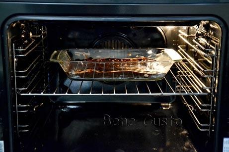 выпекаем брауни в духовке
