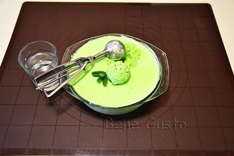 мороженое вкус советского пломбира