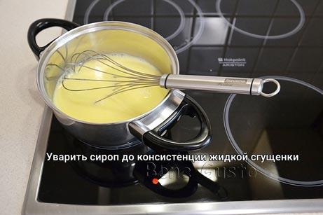 Готовим крем шарлотт на киевский торт