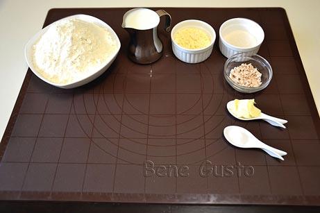 состав молочного хлеба