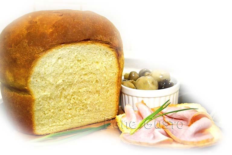 воздушный десертный хлеб