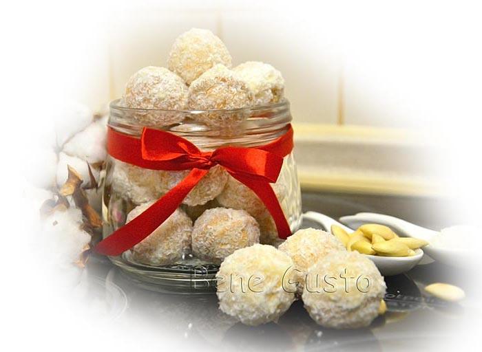 Домашні цукерки Рафаелло