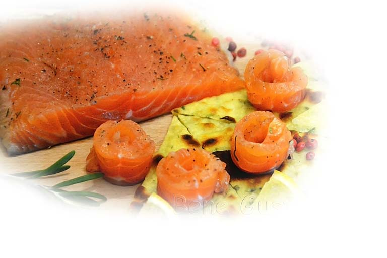 рецепт малосольного лосося