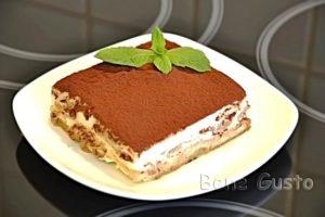 торт тирамису классический рецепт