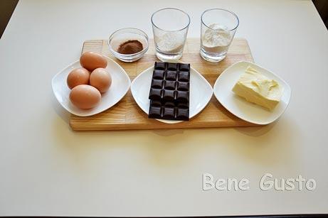 состав рецепта шоколадный фондан