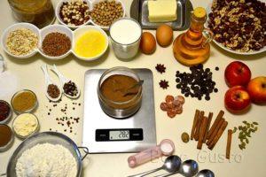 Таблица мер и весов продуктов: как отмерить, если нет весов в доме