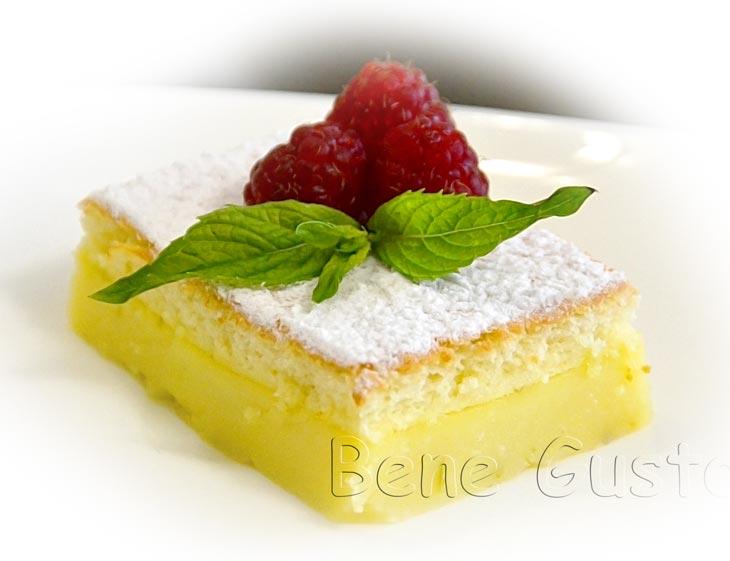 Пошаговый рецепт умного торта