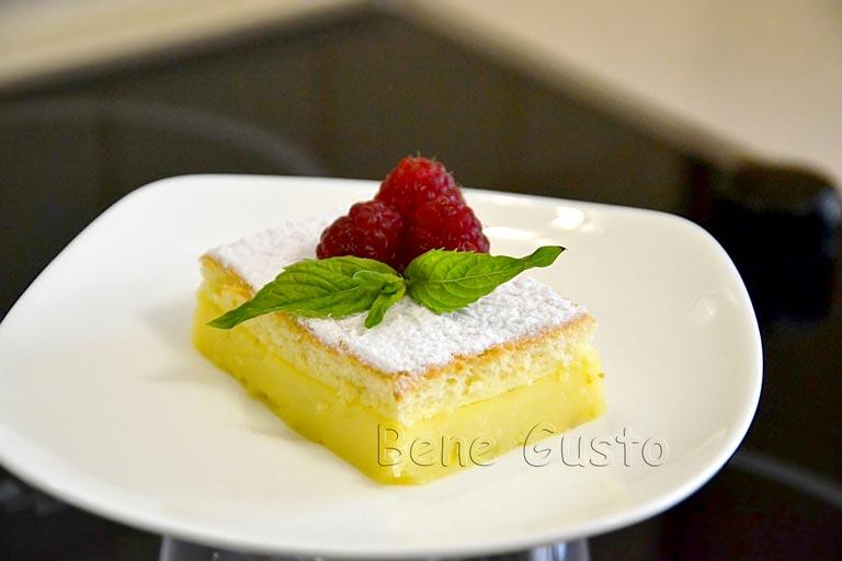 Рецепт умного пирога