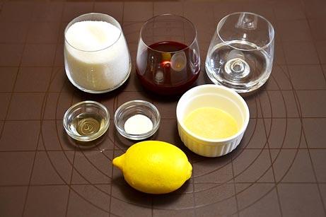ингредиенты на домашний маршмеллоу
