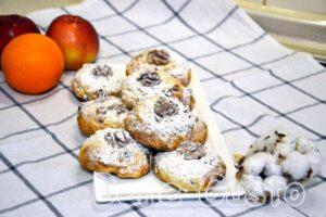 печенье на рассоле из помидоров
