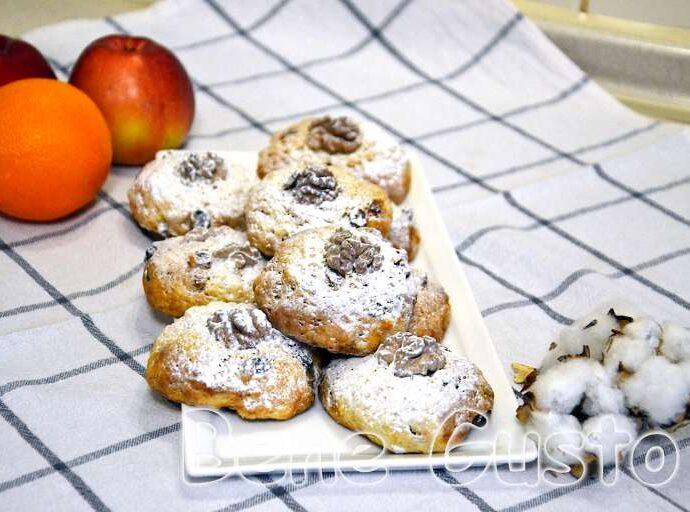 Быстрое печенье на рассоле
