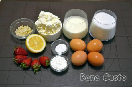 меренговый рулет ингредиенты