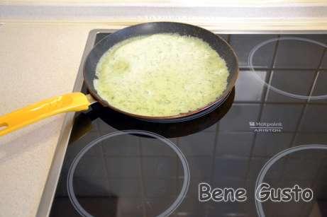 Жарим блинчики на сухой сковороде