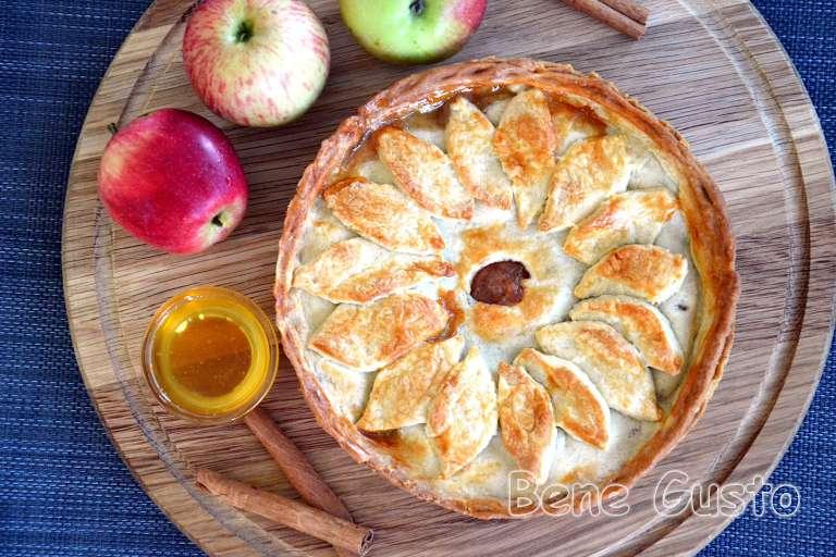 Американський яблучний пиріг
