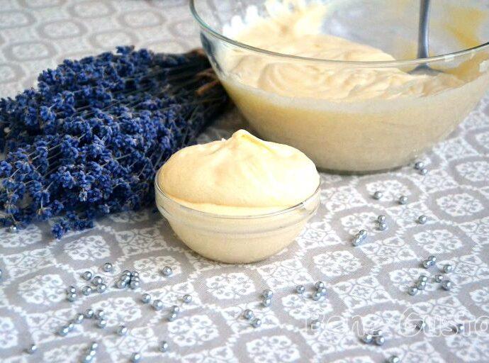 Классический заварной крем для тортов и эклеров