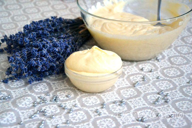 Заварной крем для тортов наполеон и медовик, бисквита и эклеров