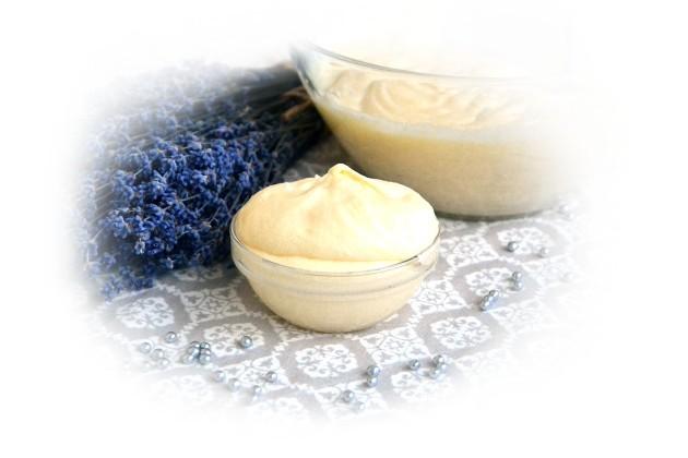 Вкусный заварной крем на молоке с маслом