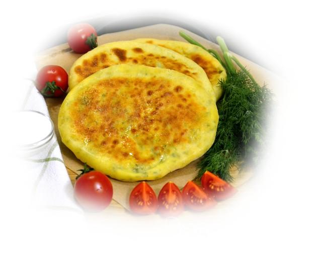 Хачапури рецепт на кефире